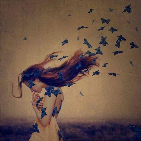 de Vrouw met het Gouden Haar